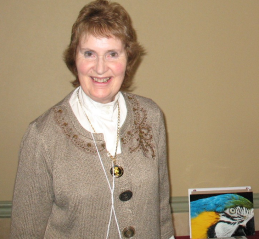 Rosemary Low at WPR 2010