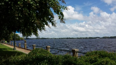 Trent River, New Bern, North Carolina